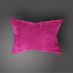 Unni Pillow Cover - Red Violet