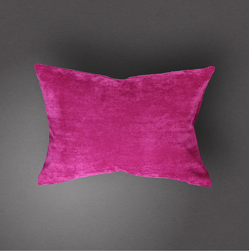UnniPillow Cover - Red Violet