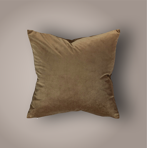 Vlou Cushion Series, Fawn Brown