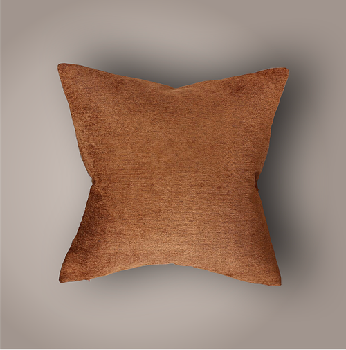Dalia Pillow Cover - Cinnamon