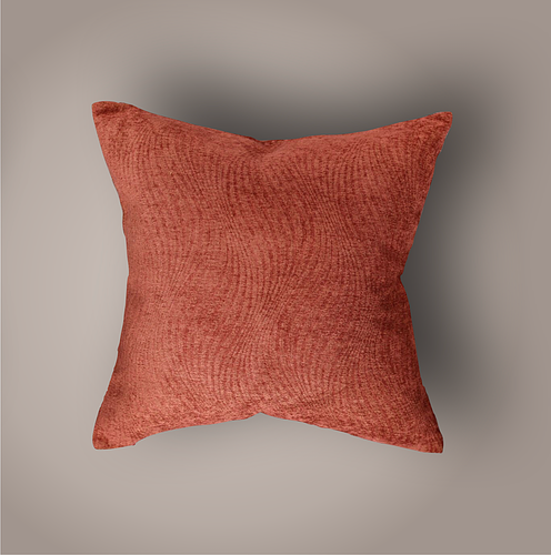 Elise Pillow Cover - Red Maple