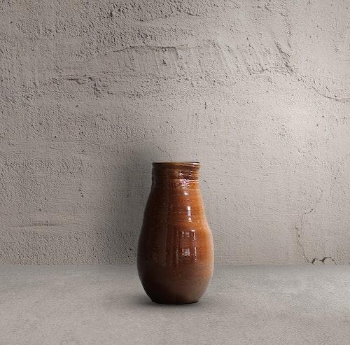 Sienna Spotted Irregular Vase