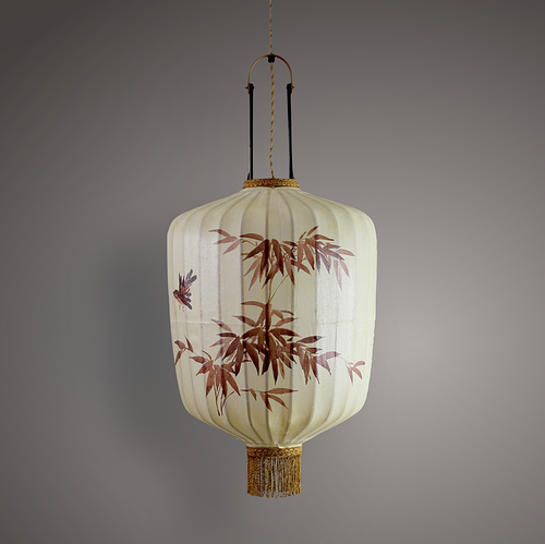 Traditional Lantern, Cream L