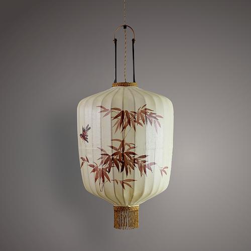 Traditional Lantern, Cream L