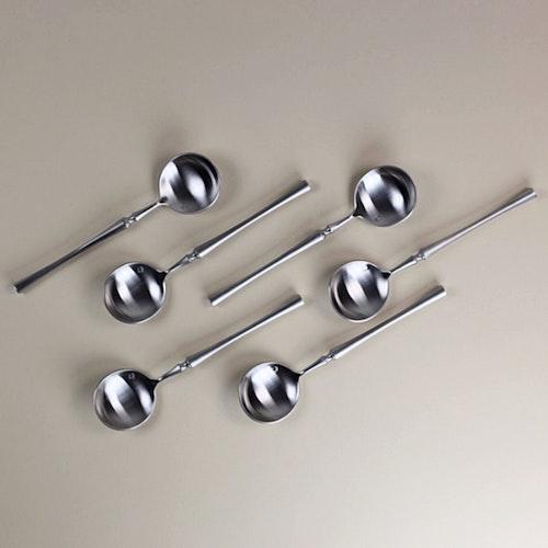 Ferramentum Soup Spoons x 6
