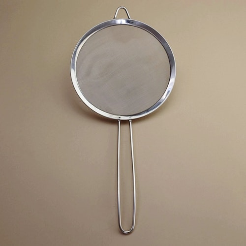 Stainless Steel Strainer - Large