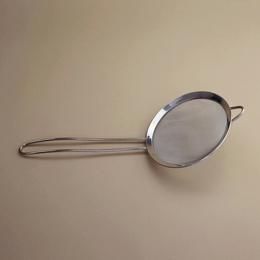 Stainless Steel Strainer - Small