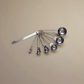 Stainless Steel Measuring Set