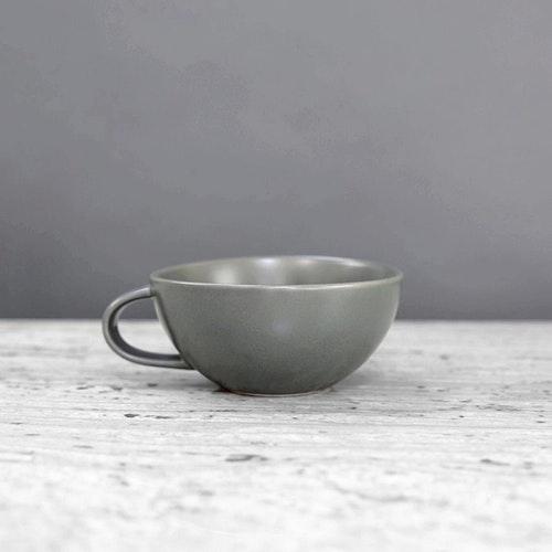 Lea Cup, Matt Grey