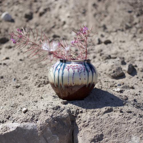 Melting Flower Vase