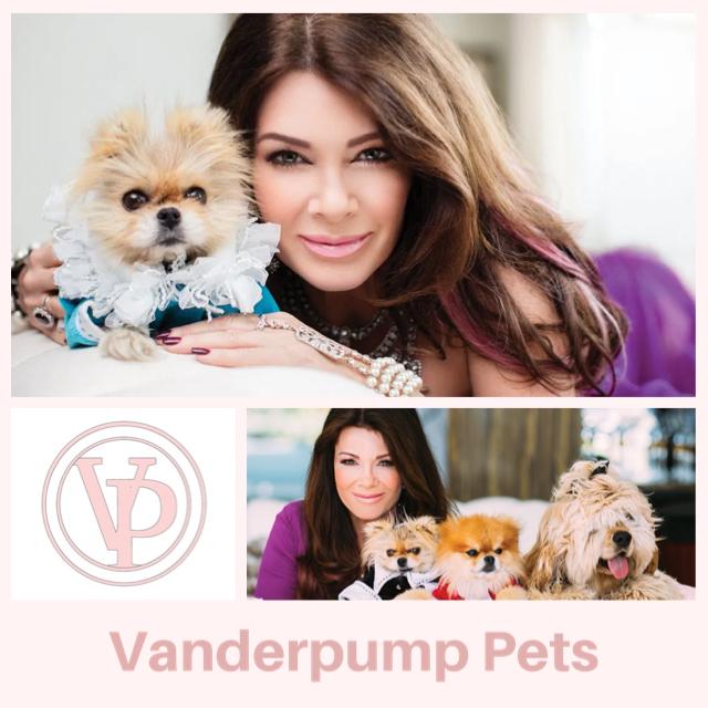 Härliga produkter från Vanderpump Pets