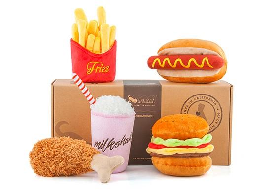 American French Fries Mini