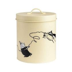 Moomin Pets Tin Jar, small