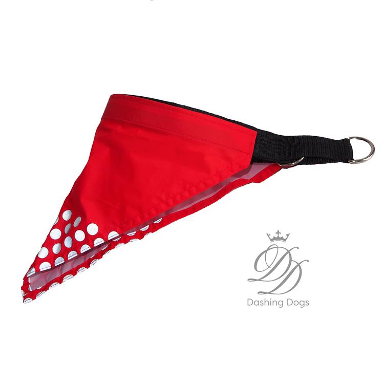 Hund-halsband-scarf-reflex