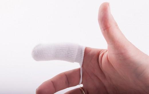 Petosan Fingertandborste till hund