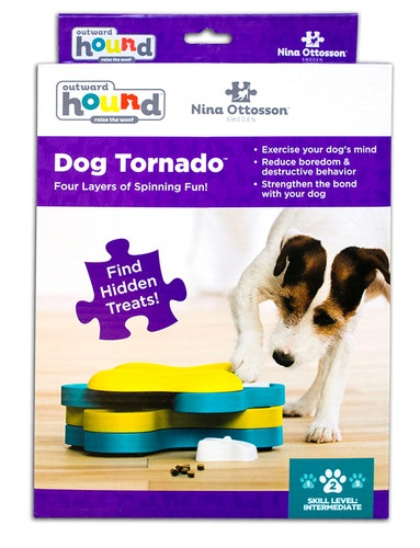 Dog Tornado Plast - nivå 2 - Nina Ottosson