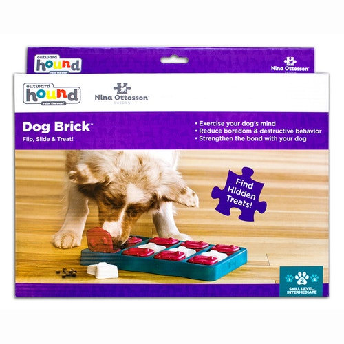 Dog Brick, Nina Ottosson Nivå 2