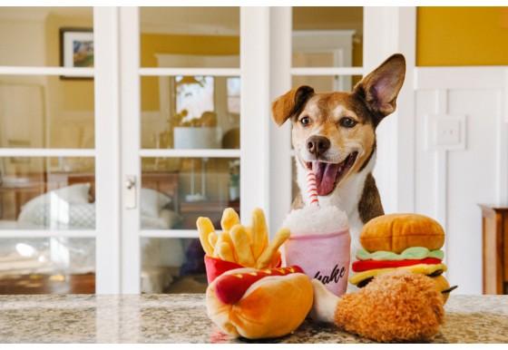 American Hot Dog, Hundleksak