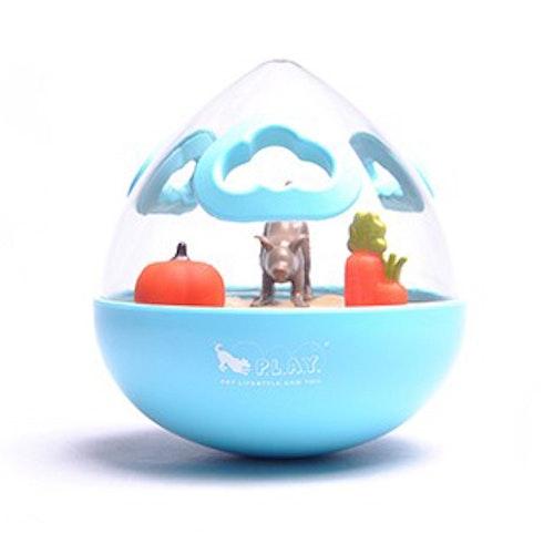 Wobble Ball Aktivitetsleksak, Blå