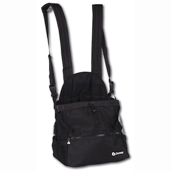 Front Carrier, Medium, Svart
