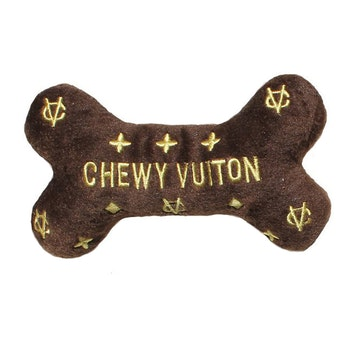 Chewy Vuiton Bone, Brown