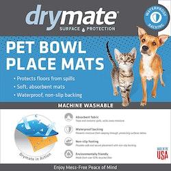 Underlägg Drymate - Dog is Love