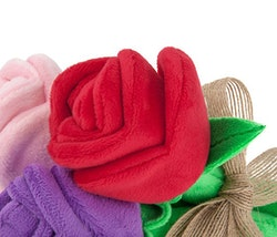 Hundleksak Rose Bouquet