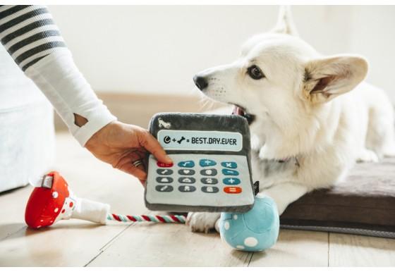 Calculator, hundleksak