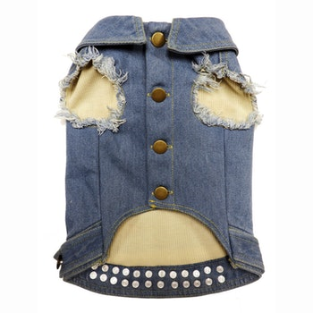 KISS® DENIM JACKET, Hund