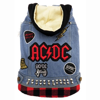 AC/DC® DENIM JACKET, Hund