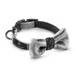 Bow-tie, Shiny Grey