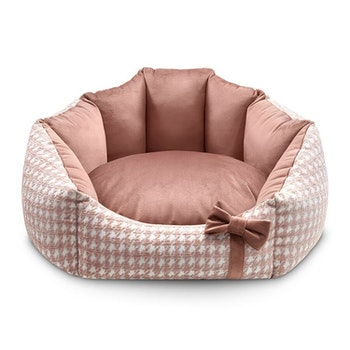 Glamour bed, Rosa