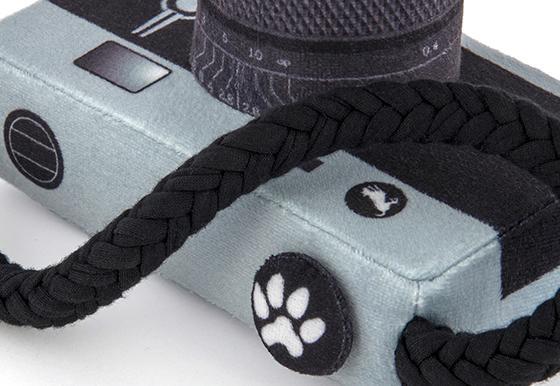 Hundleksak Kamera