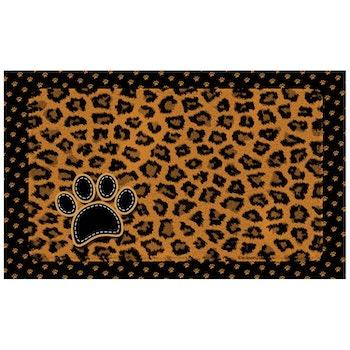 Underlägg Drymate - Leopard Brun