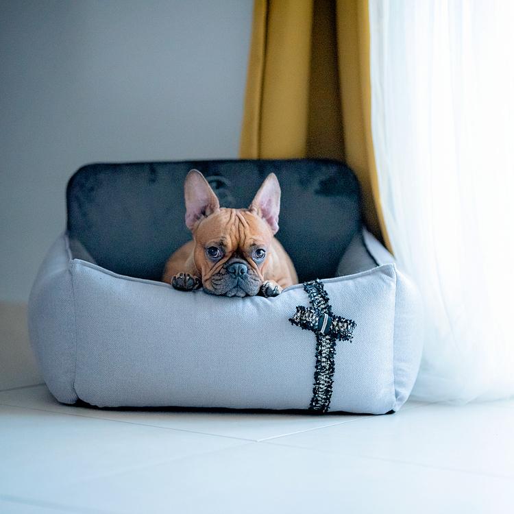 Dubbel Bilstol till hund, Elite