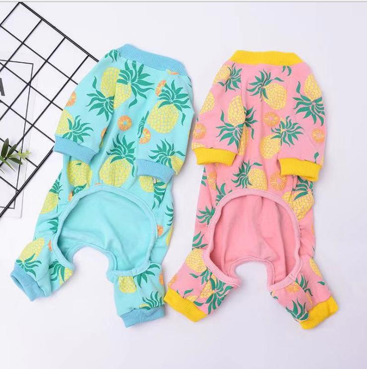 Pineapple Jumpsuit