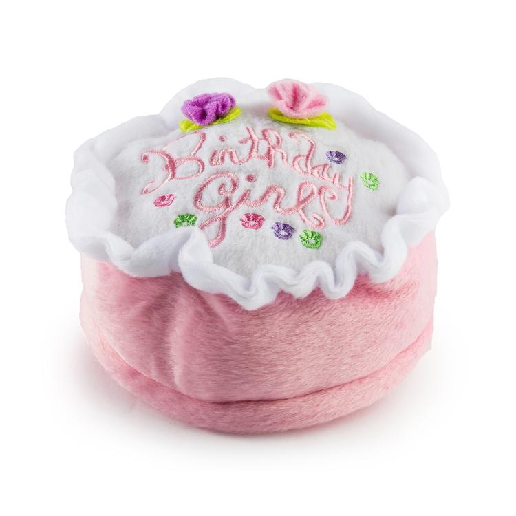 Haute Diggity Dog Birthday Pink Hundleksak