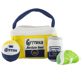 Grrrona Cooler Interactive Toy