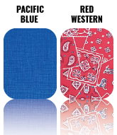 Aqua Coolkeeper - Kylande Bandana Pacific Blue