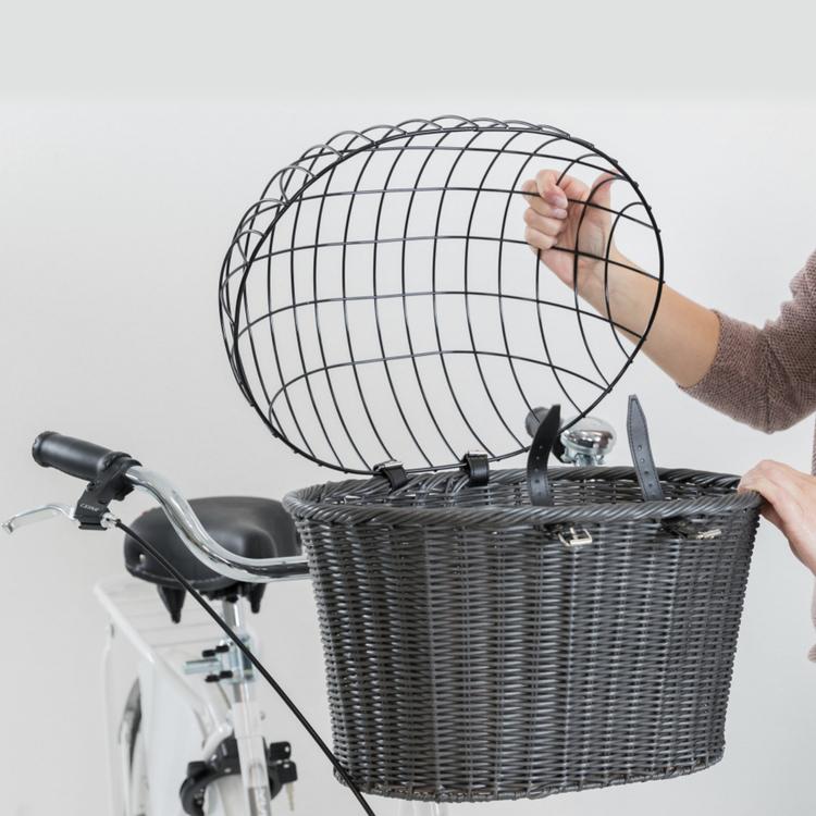 Cykelkorg pil, front 41 cm
