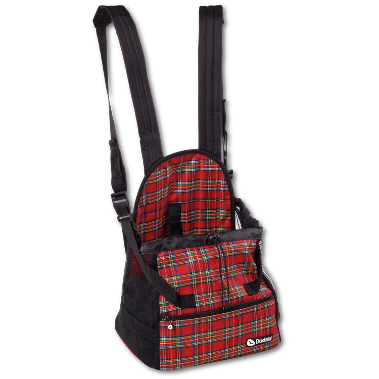 Front Carrier, Medium, Scottish Red