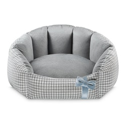 Finessa Bed Grey/Celeste