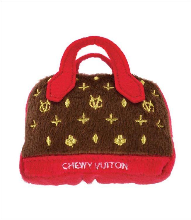 Dog Diggin Design Chewy Vuiton Posh Purse