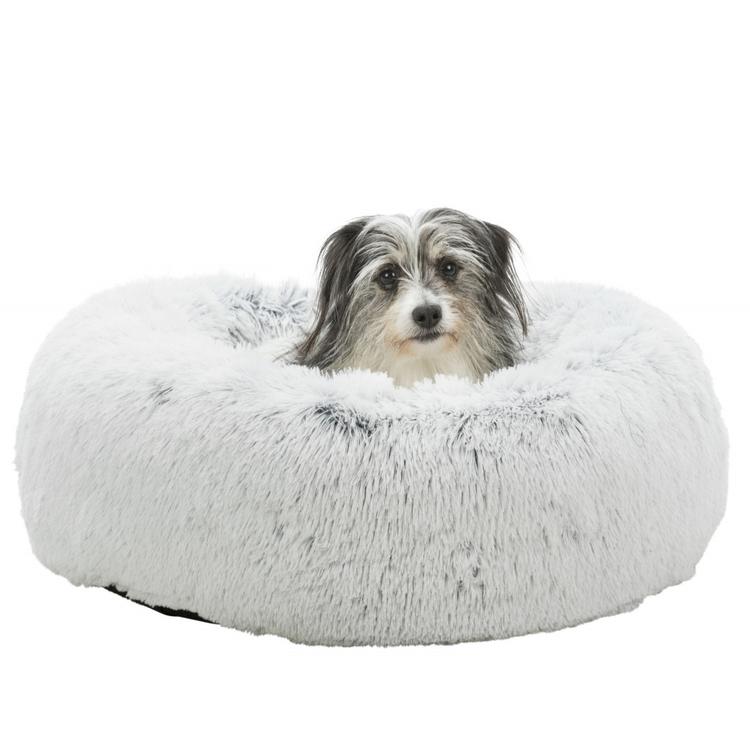 Harvey hundbädd vit-svart