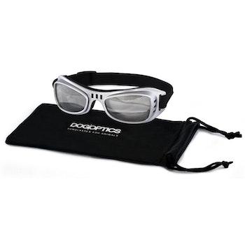 Dogoptics Biker Silver/Mirror lens