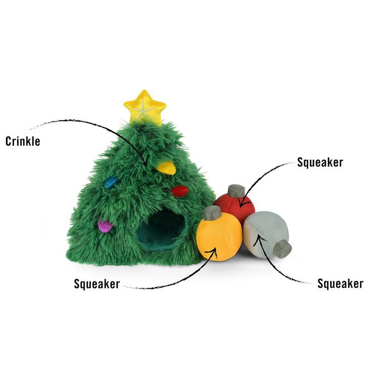 Merry Woofmas Doglas Fur (gran)