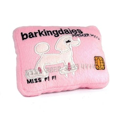 Dog Diggin Design Barkingdales Credit Card
