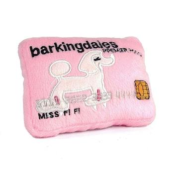 Dog Diggin Design Barkingdales Credit Card