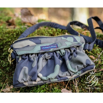Midjeväska/Axelväska/Godisväska Camouflage