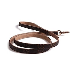 Chewy Leash Brown